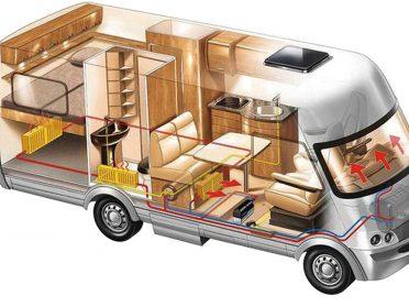 RV Diesel Heater