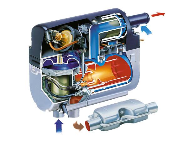 Diesel Coolant Heater