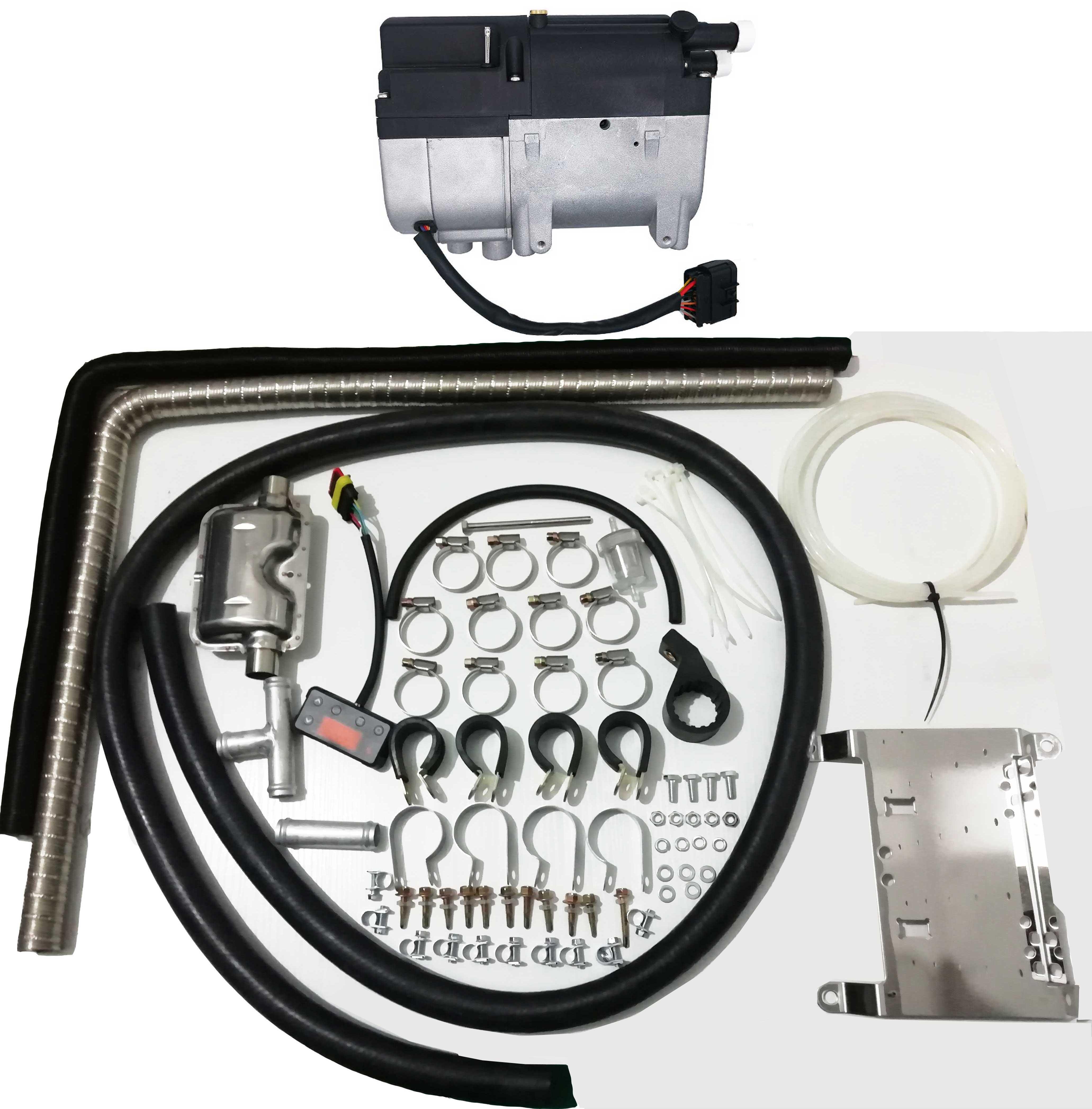 Diesel Water Heater