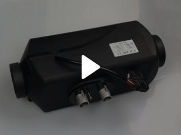 Video of Diesel Heater